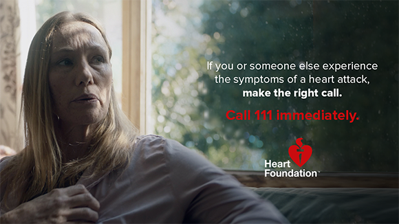 Watch the new Heart Foundation television advertising campaign