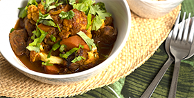 Get the easy beef curry recipe